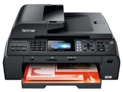 brother mfc 5895cw drukarka fax skaner kopiarka format druku a3 interfejs wi fi i lan. Black Bedroom Furniture Sets. Home Design Ideas
