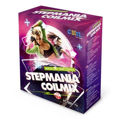 Coil Pc Mata Do Tanczenia 2018 Dvd Pl Stepmania 8 0 Pl Hd