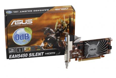 PCI-E ASUS ATI Radeon HD5450 1GB DDR3/64bit DVI/HDMI (650 ...